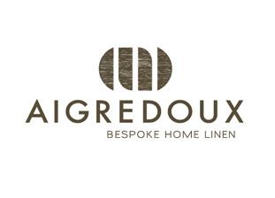 Partenaires d'Adresses Exclusives et Symboles de France Hotels : Linge de Maison de Luxe Aigredoux