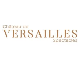 Logo du Chateau de Versailles Spectacles Partenaire de Symboles de France Hotels et Adresses Exclusives