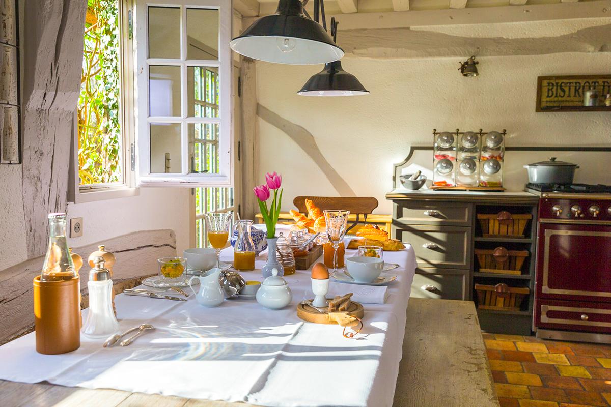 Domaine d'Ablon, suites et gîtes de luxe à proximité d'Honfleur en Normandie, Adresses Exclusives
