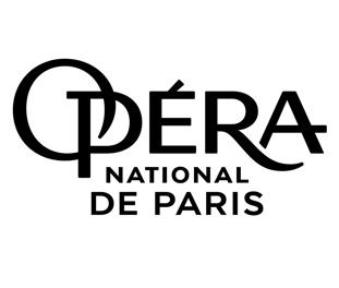 Logo Opéra National de Paris Partenaire des Hotels Symboles de France et Adresses Exclusives