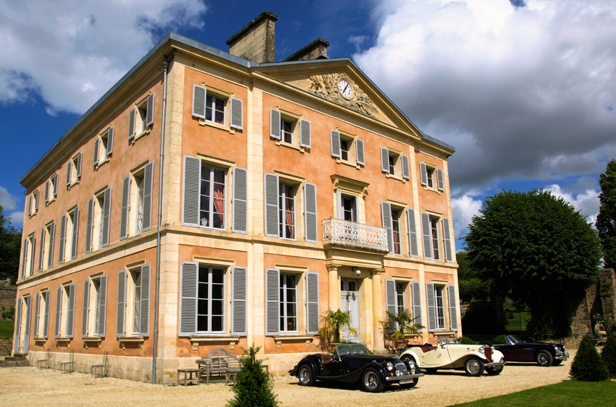 Château de la Pommeraye, Chambre d'hôtes de Luxe au sud de Caen en Normandie, Adresses Exclusives