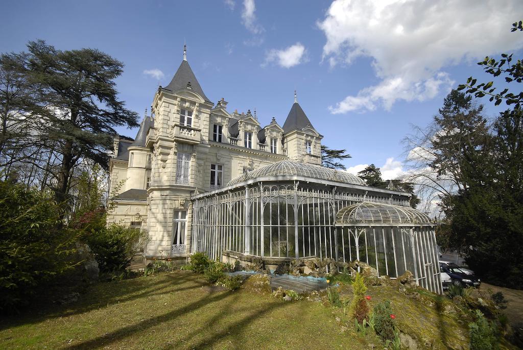 Château Bouvet Ladubay, chambre d'hôtes et maison d'hôtes de luxe à Saumur, Val de Loire, Adresses Exclusives.