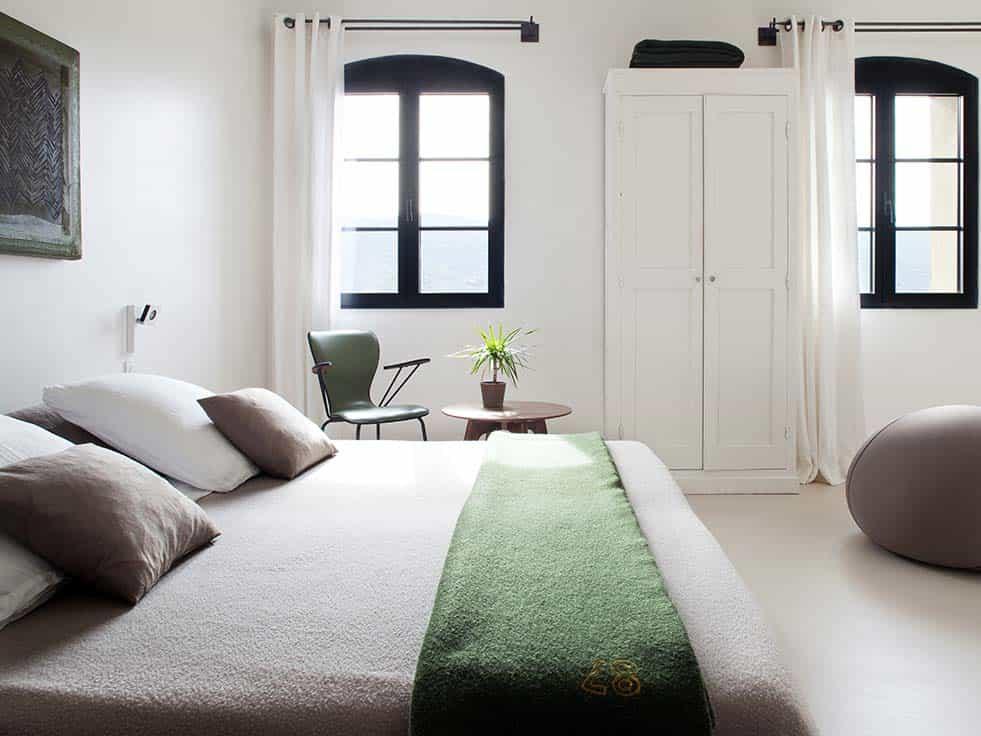 Metafort, chambe d'hôtes de luxe, entre Luberon et Mont Ventoux, au cœur de la Provence. Adresses Exclusives