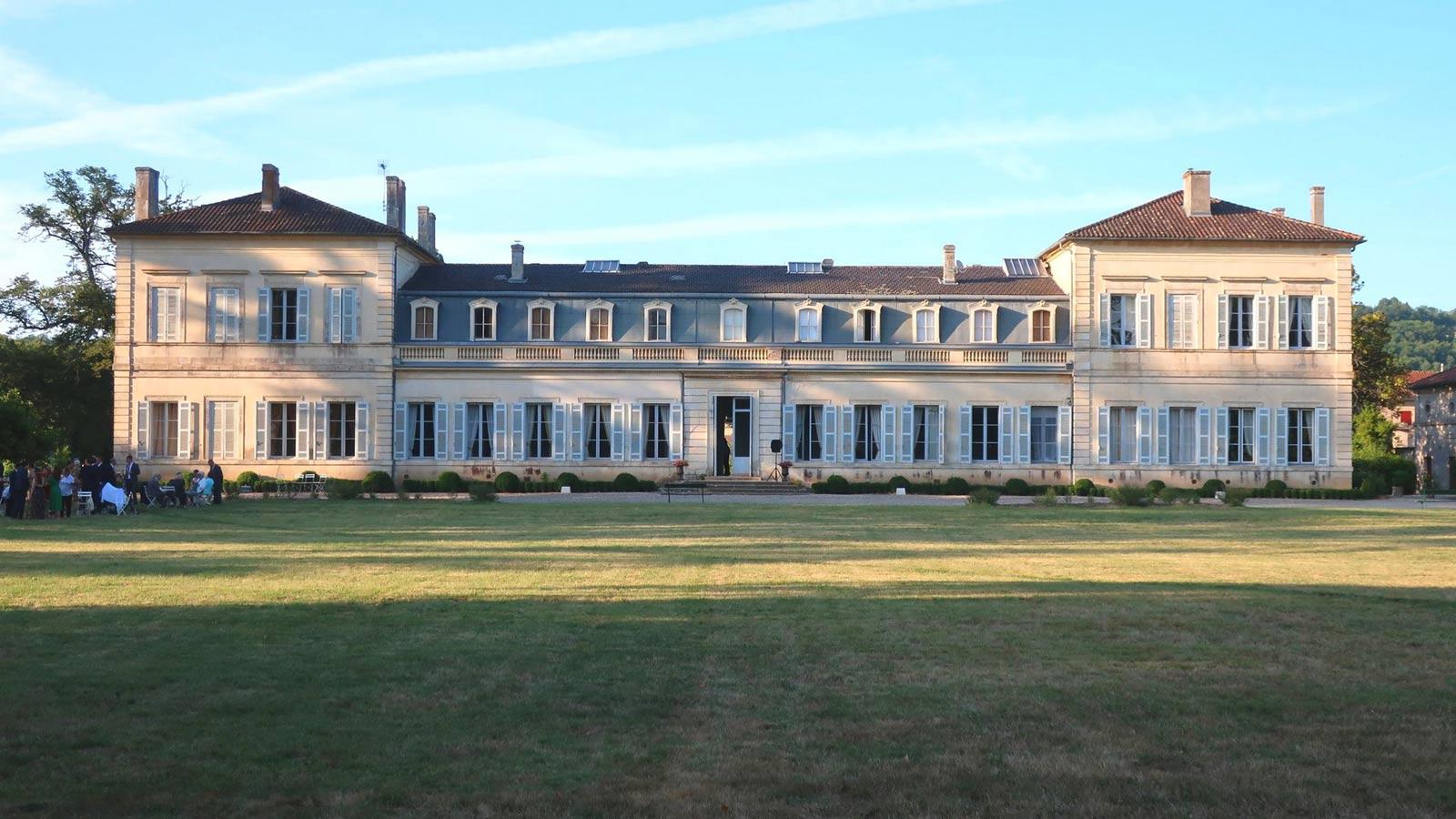 Château Saint Denis, location, mariages, réceptions dans le Sud-Ouest, à côté d'Agen. Adresses Exclusives.