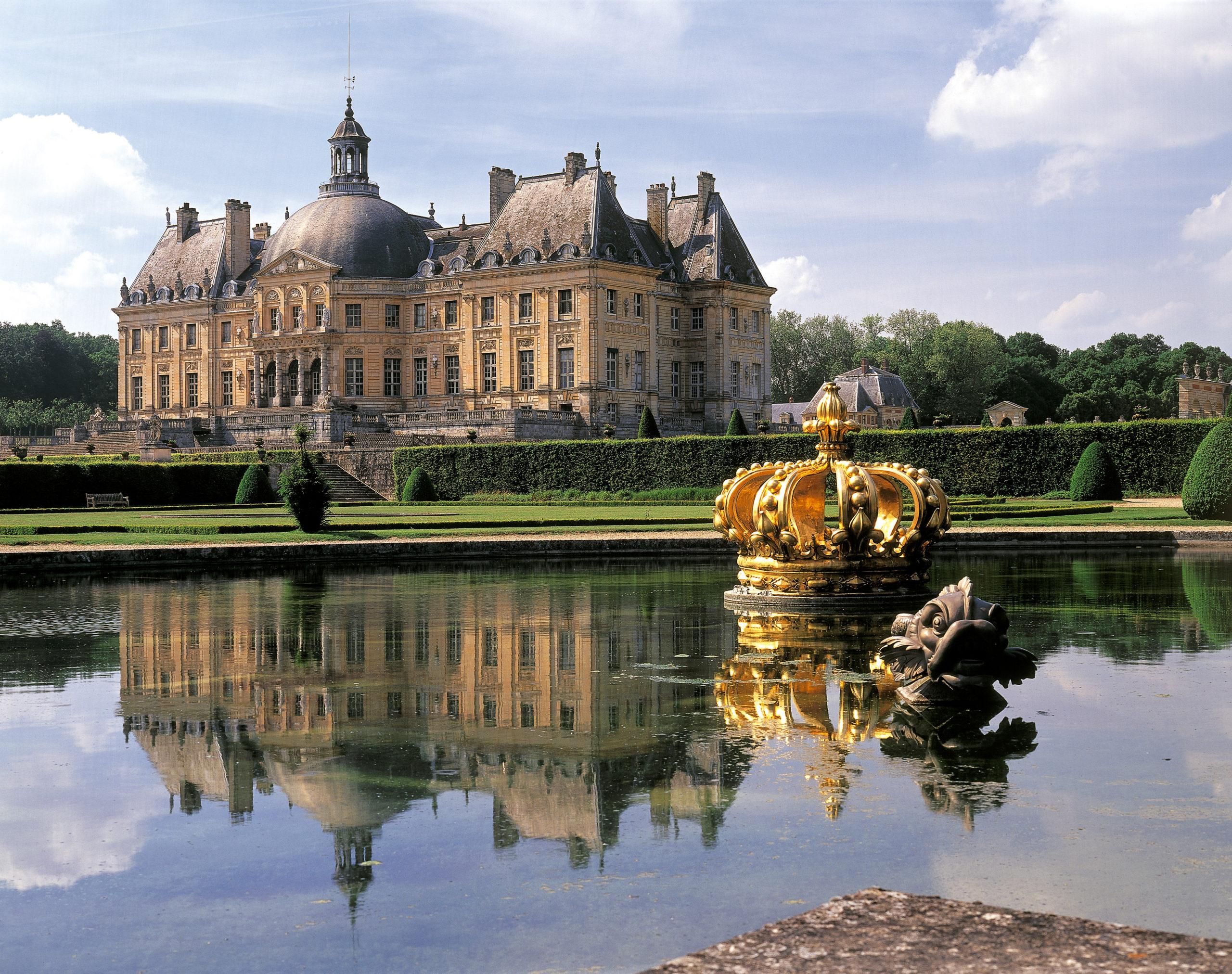 Château de Vaux-le-Vicomte, Maincy, Seine et Marne, Ile de France, Location de luxe, Adresses Exclusives