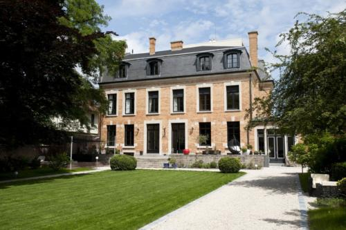 Villa Paula - close to Lille, Northern France