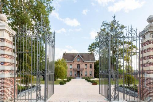 Domaine des Calines - close to Arras, Northern France