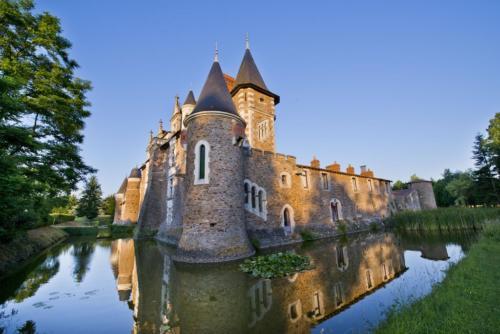 Château de La Colaissière - close to Nantes, the Loire Valley