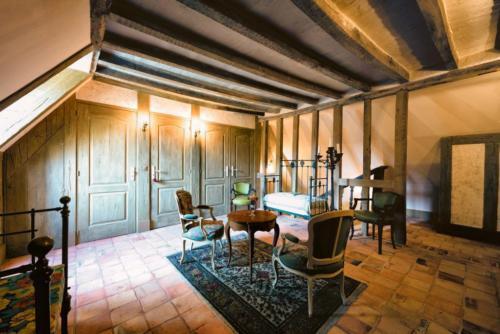 Château de Saint Georges - close to Bourges, the Loire Valley