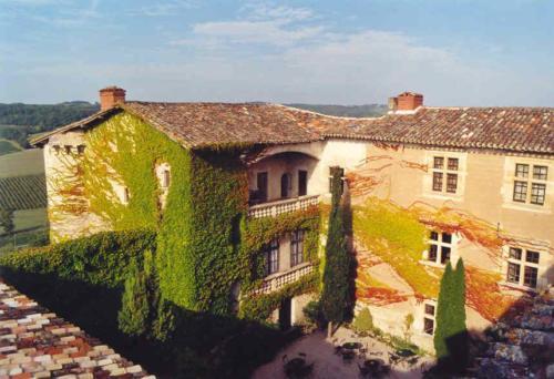 Château de Mauriac - Tarn, Southern France