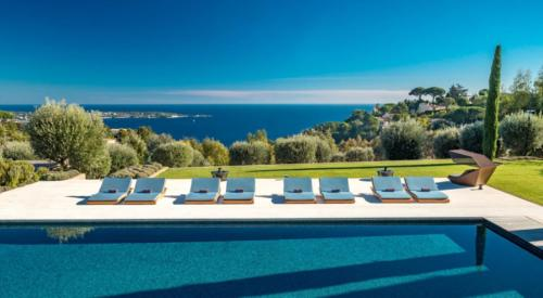 Domaine de l'Ansa - on the French Riviera