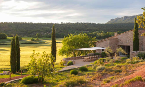 Mas de l'Olivière - close to Aix-en-Provence