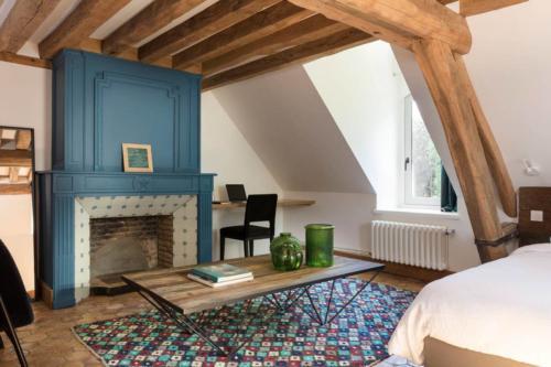 Manoir de la Plage - between Deauville and Honfleur